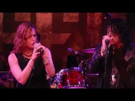 lita ford lzzy hale sing close my eyes forever in n