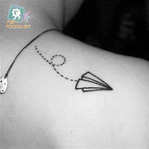 80+ Cool Airplane Tattoos