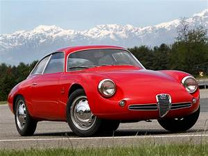 Alfa Romeo Sz : 1961 alfa romeo giulietta sprint zagato classic automobiles ~ Gottalentnigeria.com Avis de Voitures