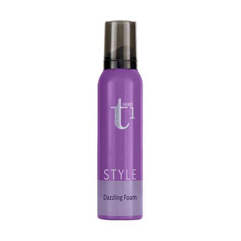 Harga Makarizo Protection Spray jual makarizo t1 style dazzling foam hair spray 150 ml