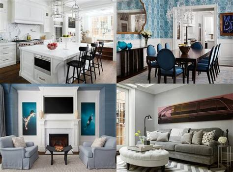 Bill And Giuliana Rancics Chicago Home by Inside Bill Giuliana Rancic S Chic Chicago Home All The