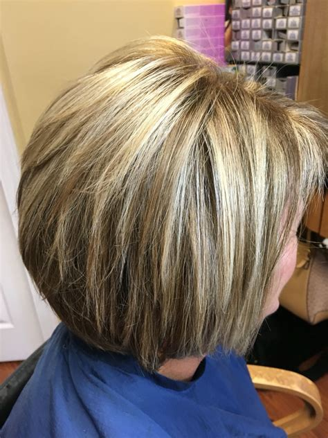 Hairstyles With And Highlights by Highlights And Lowlights For This Hair Cut