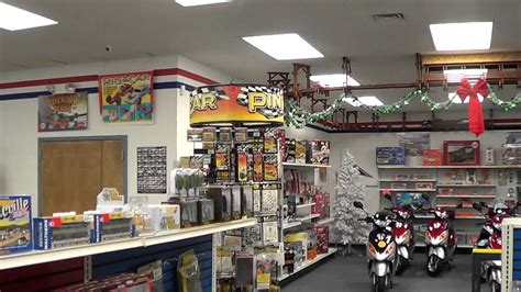 a visit to secane hobbytown usa youtube