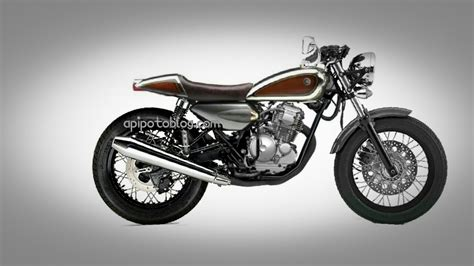 Scorpio Ala Duke by Modifikasi Yamaha Scorpio Ala Yamaha Resonator 125