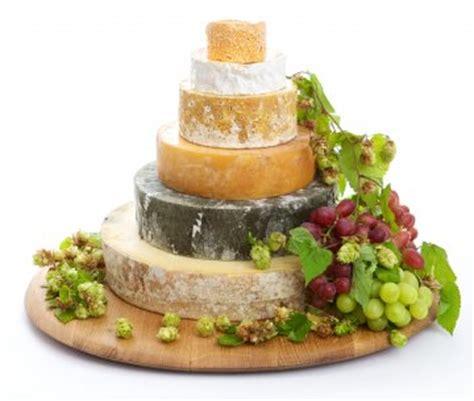 jersey cheese wedding cake