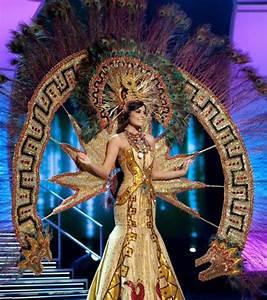 Photo Miss Univers Dans Son Costume National De Miss Mexique