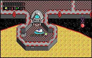 Commander Keen Episode 9  Battle Of The Brains
