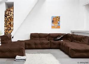 Das Sitzsack Sofa Eine Alternative Zur Couch SitzsackProfi