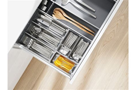 blum kitchen accessories blum brings kitchen accessories and inner dividers 1746