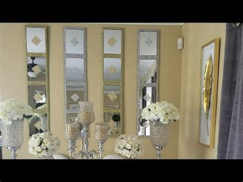 diy dollar tree diy mirrored wall art decor zgallerie