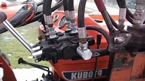 Hydraulic Pump  Kubota B8200 Hydraulic Pump