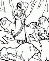 Bible Coloring Pages Lion Daniel Den Lions Story Printable Animals Sunday Stories Activities Printables Lessons Crafts Preschool Sheet Hubpages Sheets sketch template