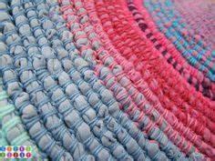 Teppich Selber Weben : upcycling teppich aus stoffresten h keln handarbeit flickenteppich h keln h keln und ~ Orissabook.com Haus und Dekorationen
