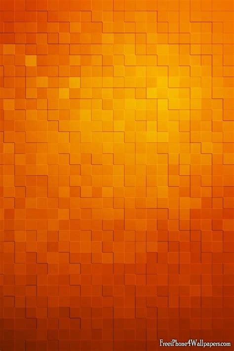 Orange Wallpaper For Iphone by Orange Abstract Background Orange Iphone 4 Hd Wallpapers