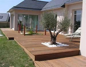 Poser Une Terrasse En Bois Composite 12 Terrasse Bois