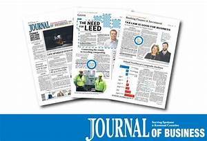 Journal launches its new design > Spokane Journal of Business