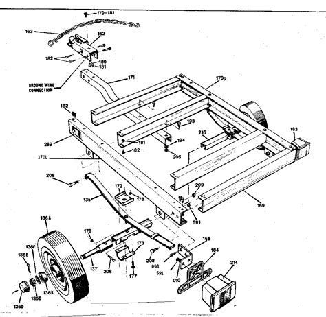 Lowe Boat Trailer Wiring Diagram by 4 Best Images Of Trailer Axle Diagram 2 Speed Axle