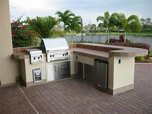 35 ideas about prefab outdoor kitchen kits theydesign With kitchen cabinets lowes with custom outdoor stickers