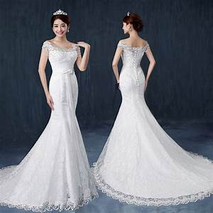 2016 latest design slimming fish tail wedding dress bridal With latest wedding dresses