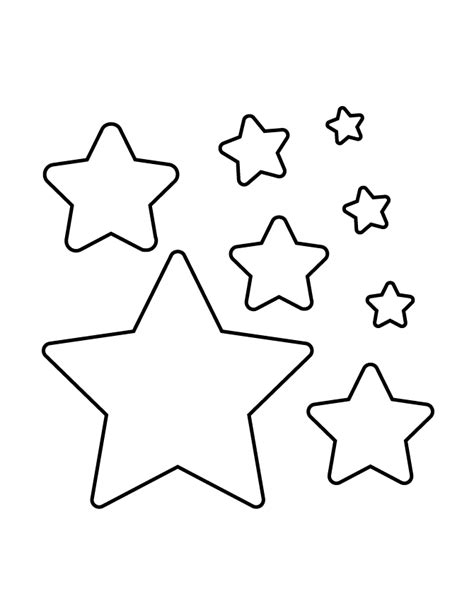 free printable star stencils primitive star stencil printable primitive star template this is