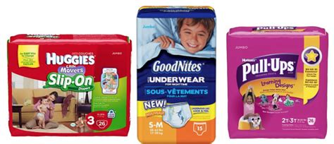 walgreens possible clearance huggies diapers pull ups goodnites as low as 0 99 each