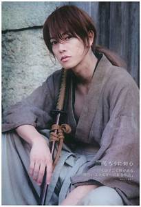 Kenshin Himura (live action) ^^ | Rurouni Kenshin ...