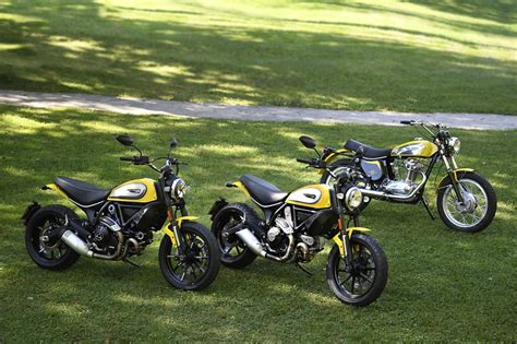 Ducati Scrambler 1100 Backgrounds by 2019 Ducati Scrambler Icon Impression Cycle News