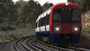 Train Simulator 2016 District Line Arriving At Gunnersbury