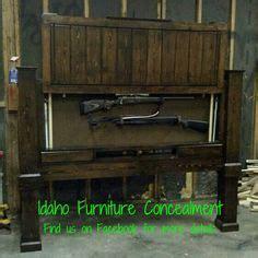 images  diy furniture  pinterest hidden gun
