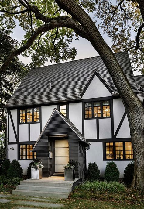 Unique Tudor Style Residence with a Modern Addition in Rye