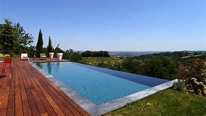 Piscine A Débordement : piscine d bordement espaces piscines ~ Farleysfitness.com Idées de Décoration