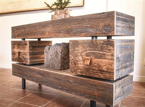 console de chambre meuble télé ii espace bois
