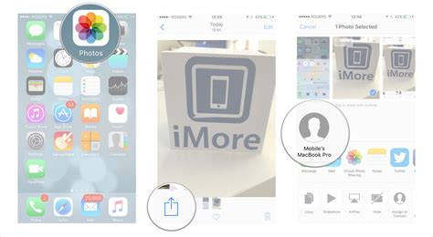 how to find airdrop on iphone how to use airdrop on iphone and imore