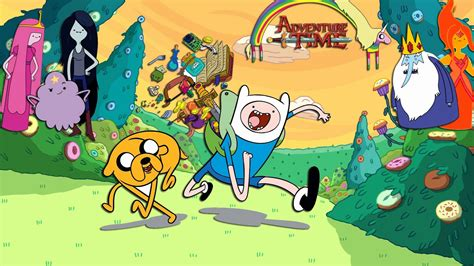Adventure Time Animated Wallpaper - adventure time animated tv series wallpaper high