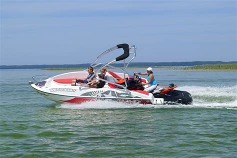 Small Ski Boat by Convert Your Jet Ski Into A Boat Aquatic Aviation