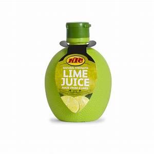 KTC Lime Juice Squeezy 250ml – KTC Edibles