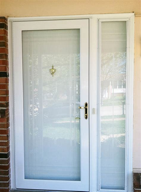 Replacement Storm Doors In St Louis  Pro Via Storm Doors