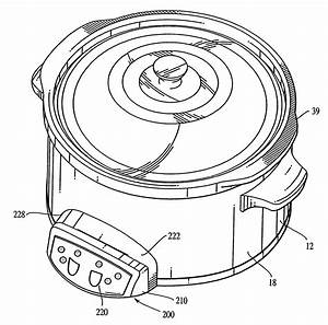 Patent Us7312425 - Programmable Slow-cooker Appliance