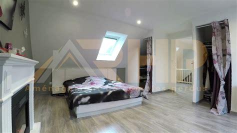 chambre combles revger com aménager une chambre dans les combles idée