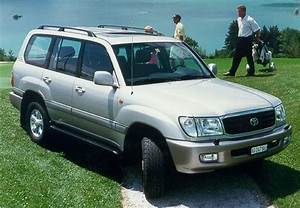 Toyota Land Cruiser 7 Places : fiche technique toyota land cruiser v8 vxe a ann e 1998 ~ Gottalentnigeria.com Avis de Voitures