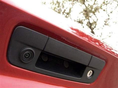 Dodge RAM Tailgate Backup Camera