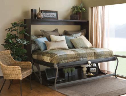 murphy desk bed double horizontal guest roomoffice