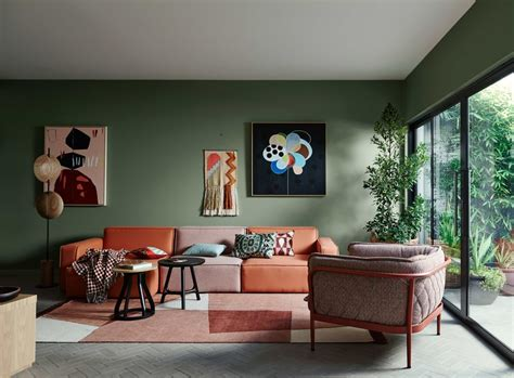 Home Decor Green Colour Trend 2018  Popsugar Home Australia