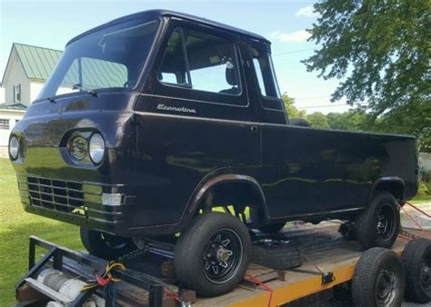 1961 Ford Econoline Van Truck 4x4 Conversion For Sale