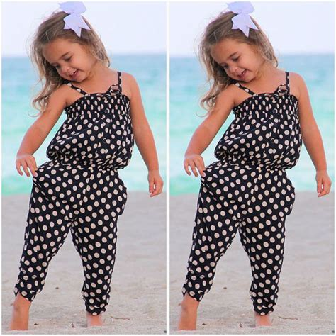 In 5 Introductory Offer Children 39 S Clothes Toddler Baby Summer Romper Jumpsuit Bodysuit
