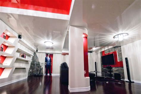 Residential Basement-modern-basement-toronto-by