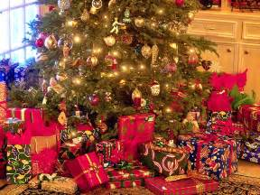high definition photo and wallpapers christmas tree with presents wallpapers christmas tree