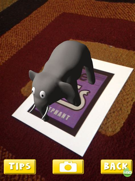 Augmented Reality Abc Flashcards App For Young Kids Mattbgomez