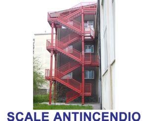 Scale Antincendio Interne by Scale Antincendio