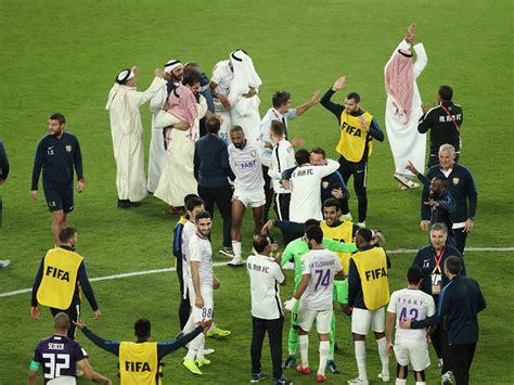Al Ain stun River Plate to reach Club World Cup final ...